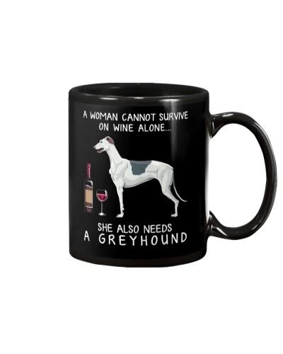 Wine and Greyhound