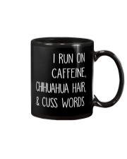 Caffeine and Chihuahua Mug tile