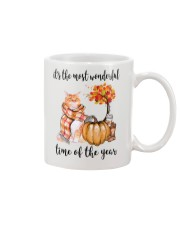 The Most Wonderful Time - Maine Coon Mug thumbnail