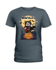 Meowtallica Ladies T-Shirt thumbnail