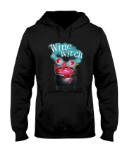 Wine Witch Hooded Sweatshirt thumbnail
