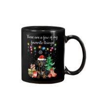 A Few of My Favorite Things - Dachshund Mug thumbnail