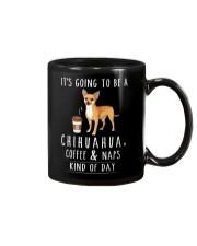 Chihuahua Coffee and Naps Mug thumbnail