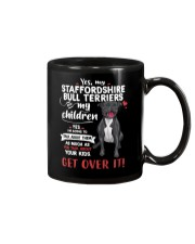 My Staffordshire Bull Terriers - My Children Mug thumbnail