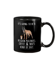 Belgian Malinois Coffee and Naps Mug thumbnail