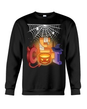 I before E except after C Crewneck Sweatshirt thumbnail