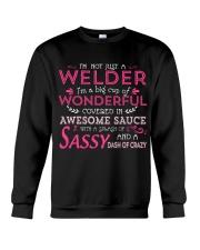 I'm not just a Welder Crewneck Sweatshirt thumbnail