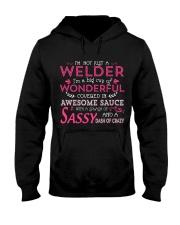 I'm not just a Welder Hooded Sweatshirt thumbnail