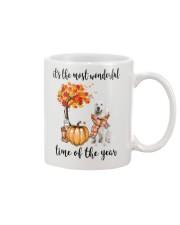 The Most Wonderful Time - Great Pyrenees Mug thumbnail