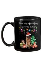 A Few of My Favorite Things - German Shepherd Mug back