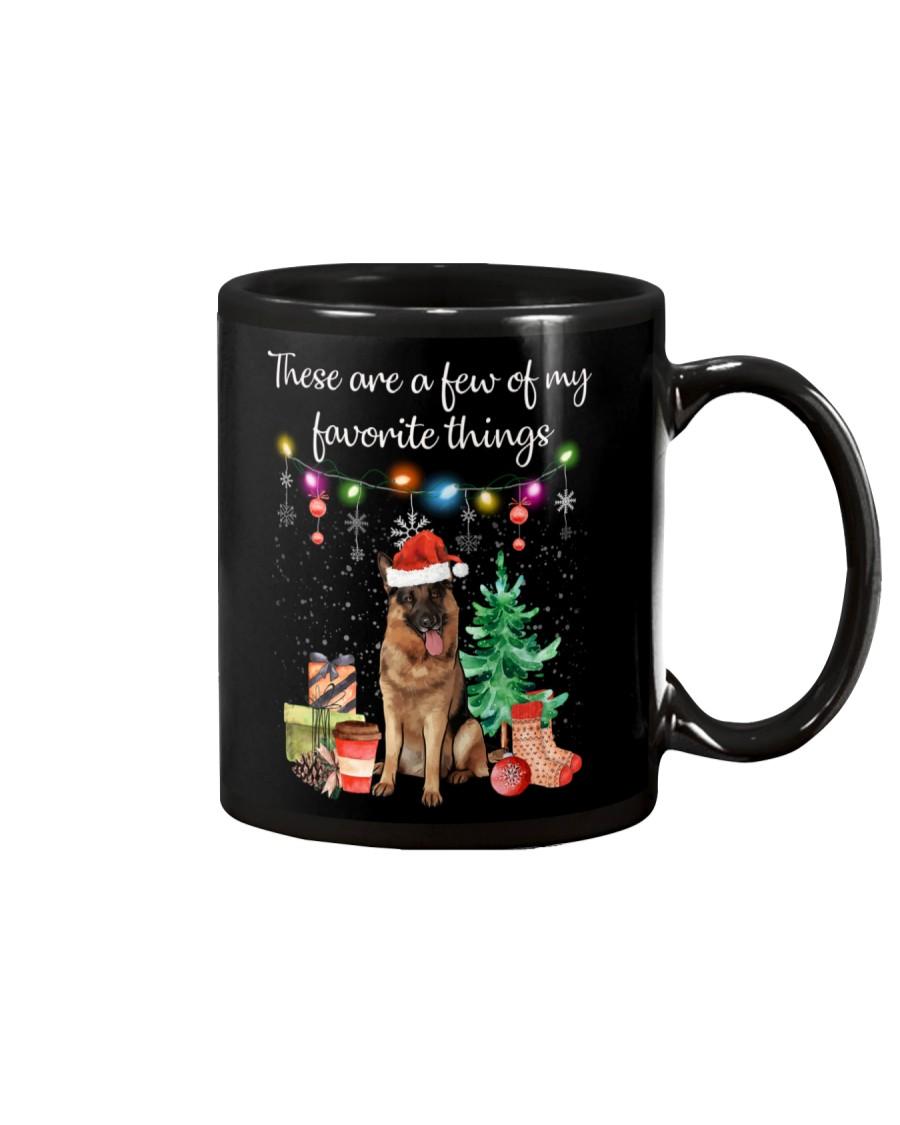 A Few of My Favorite Things - German Shepherd Mug