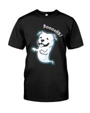 Staffordshire Bull Terrier - Boooork Classic T-Shirt front