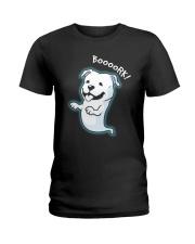 Staffordshire Bull Terrier - Boooork Ladies T-Shirt thumbnail