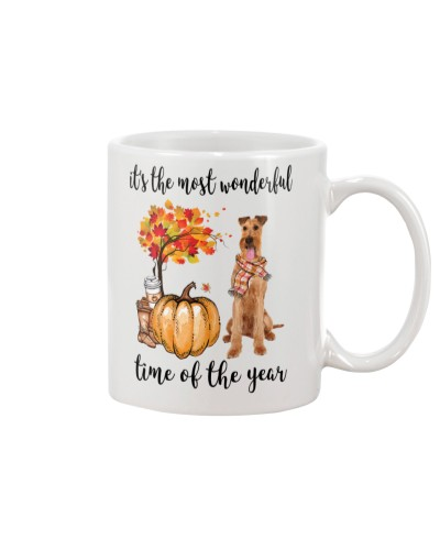 The Most Wonderful Time - Irish Terrier