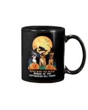 Howloween Staffordshire Bull Terrier 2 Mug thumbnail