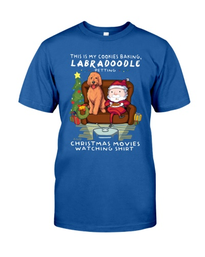 This Is My Christmas Shirt - Labradoodle