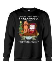 This Is My Christmas Shirt - Labradoodle Crewneck Sweatshirt thumbnail