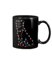 Christmas Light Border Collie Mug thumbnail