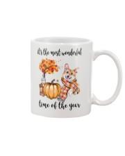 The Most Wonderful Time - Corgi Mug thumbnail
