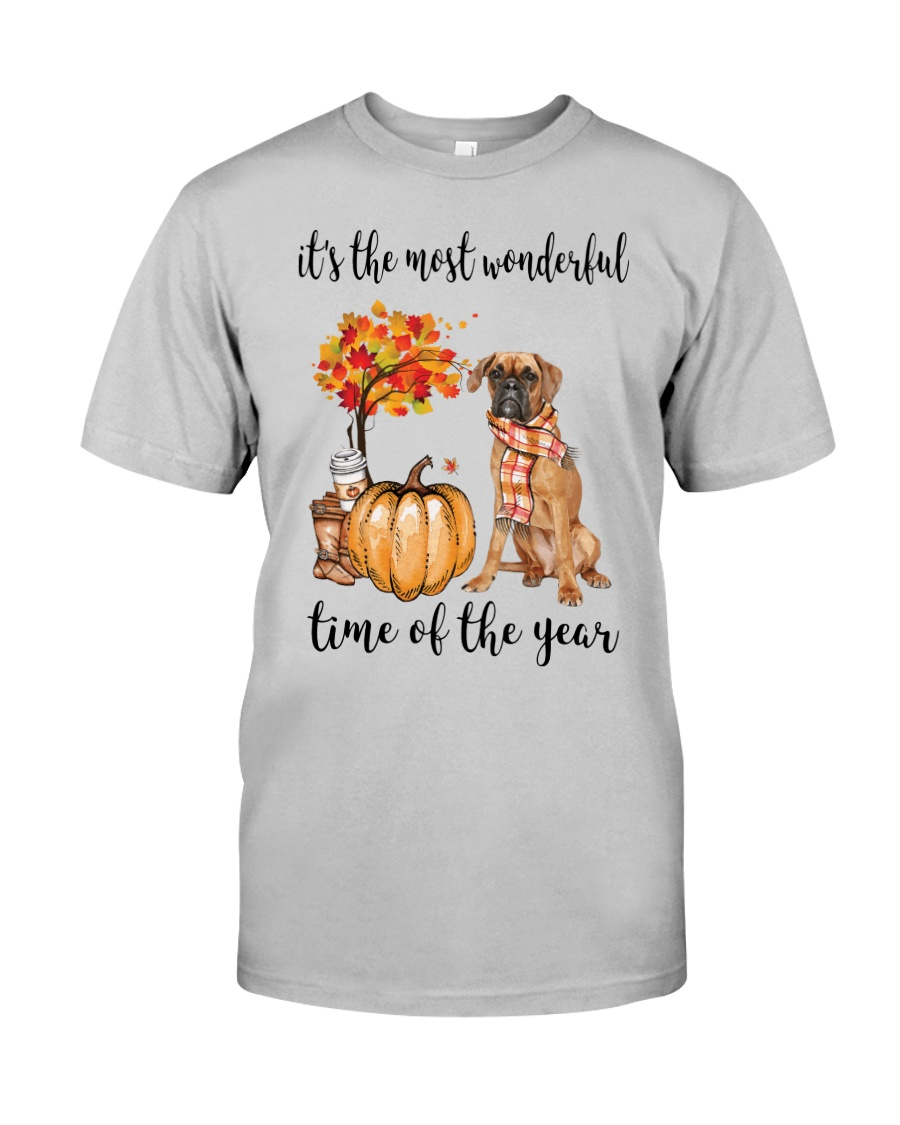 The Most Wonderful Time - Boxer Classic T-Shirt