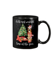 The Most Wonderful Xmas - German Shepherd Mug thumbnail