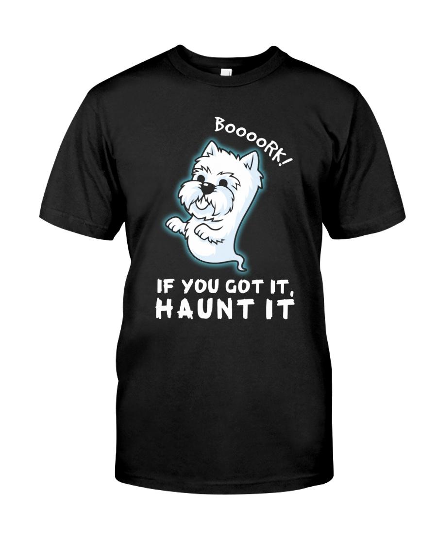Westie - Boooork 2 Classic T-Shirt