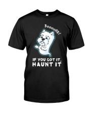 Westie - Boooork 2 Classic T-Shirt front