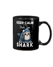 It's A Shih Tzu Not A Freakin Shark Mug thumbnail