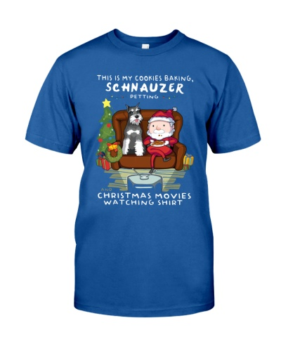 This Is My Christmas Shirt - Schnauzer