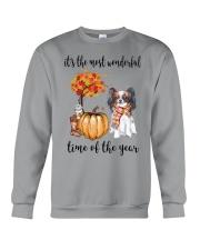 The Most Wonderful Time - Papillon Crewneck Sweatshirt thumbnail