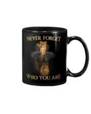 Never Forget Who You Are Mug thumbnail