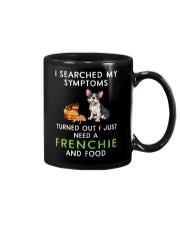 Frenchie and Food Mug thumbnail