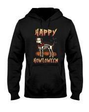 Happy Howloween - Boxer Hooded Sweatshirt thumbnail