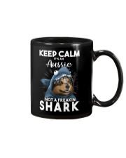 It's An Aussie Not A Freakin Shark Mug thumbnail