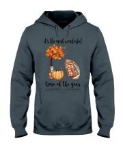 The Most Wonderful Time - American Football Hooded Sweatshirt thumbnail