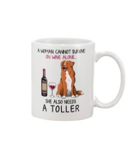Wine and Toller 2 Mug thumbnail