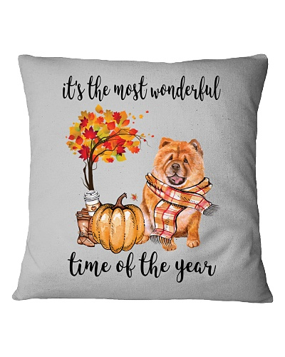 The Most Wonderful Time - Chow Chow
