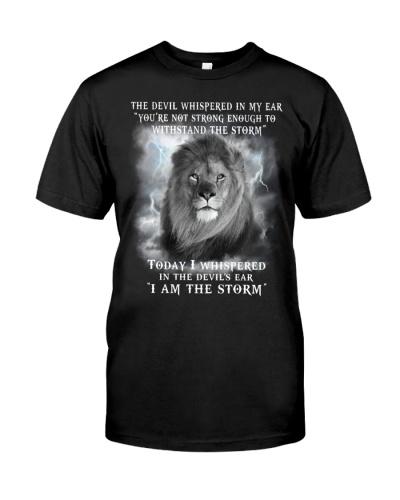 Lion The Storm