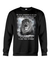 Lion The Storm Crewneck Sweatshirt thumbnail