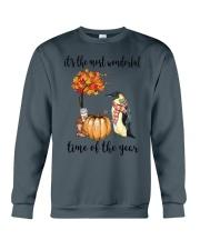 The Most Wonderful Time - Penguin Crewneck Sweatshirt thumbnail