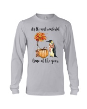 The Most Wonderful Time - Penguin Long Sleeve Tee thumbnail