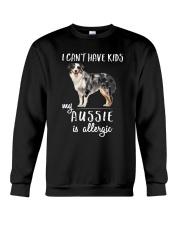 My Aussie is Allergic Crewneck Sweatshirt thumbnail