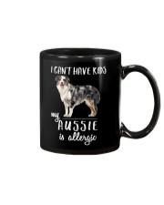 My Aussie is Allergic Mug thumbnail