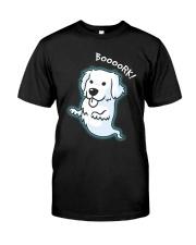 Golden Retriever - Boooork Classic T-Shirt front