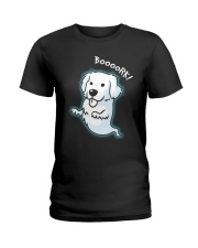 Golden Retriever - Boooork Ladies T-Shirt thumbnail