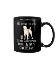 Central Asian Shepherd Coffee and Naps Mug thumbnail