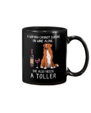 Wine and Toller Mug thumbnail