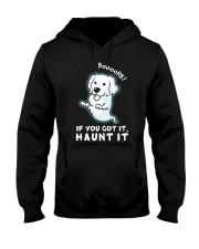 Golden Retriever - Boooork 2 Hooded Sweatshirt thumbnail