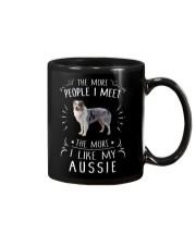 The More I Like My Aussie Mug thumbnail