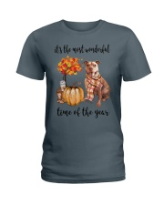 The Most Wonderful Time - Pit Bull Ladies T-Shirt thumbnail